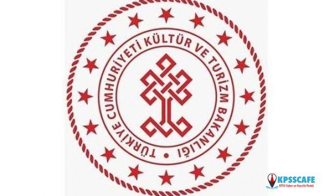 Kültür Ve Turizm Bakanlığı Farklı unvanlarda olmak üzere 225 Personel Alımı Yapacak