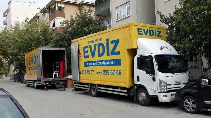 Kadıköy evden eve nakliyat hizmeti