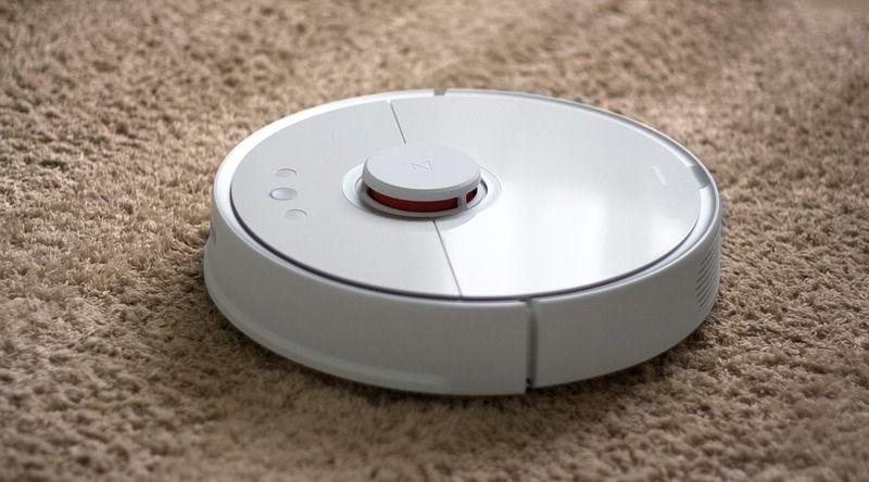 Roborock S5 Max Vacuum Cleaner Beyaz Robot Süpürge ve Islak Paspas Fiyatları
