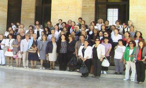 CHP'li kadınlar seçim stratejisini belirledi