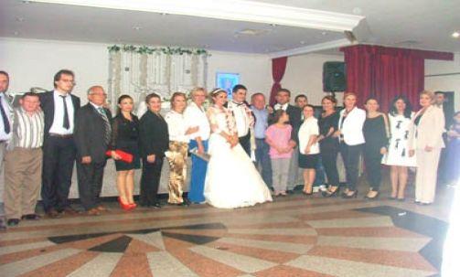 Mustafa Söğüt kardeşimiz evlendi