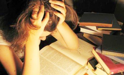 Sınava hazırlanan öğrenciye 'okumaktan başka çaren yok' demeyin
