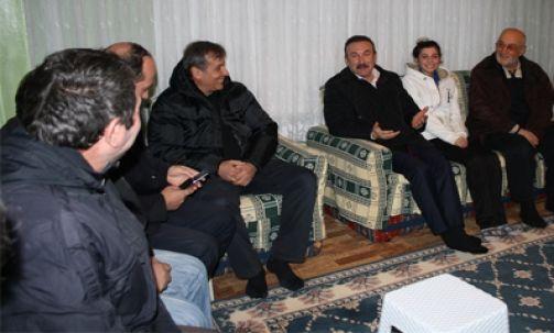 Başkurt kardeşler Başkan Doğan'ı ağırladı