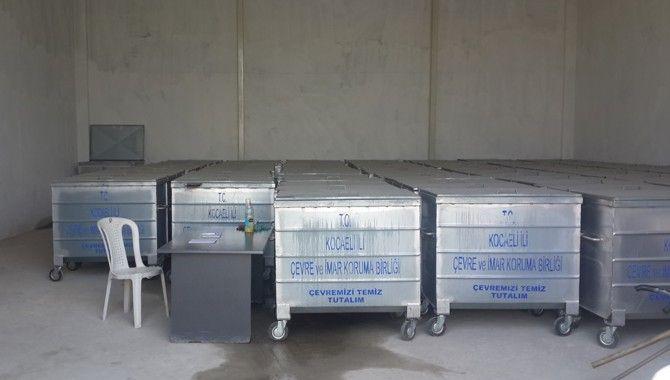Gebze Küçük Sanayi'ye atık toplama merkezi