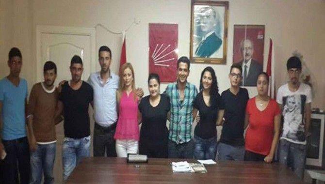 CHP Derince Gençlik'te görev dağılımı