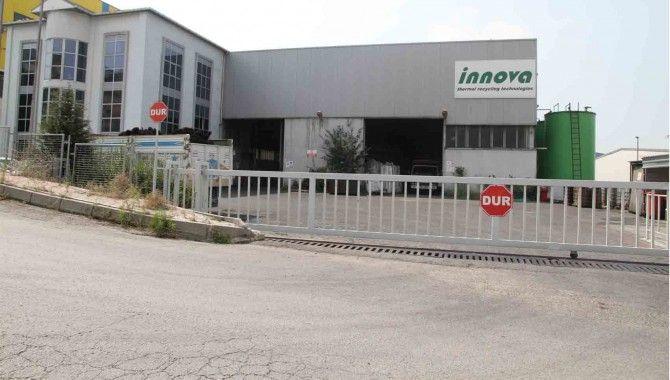 Çevreye olumsuz etki eden firma mühürlendi