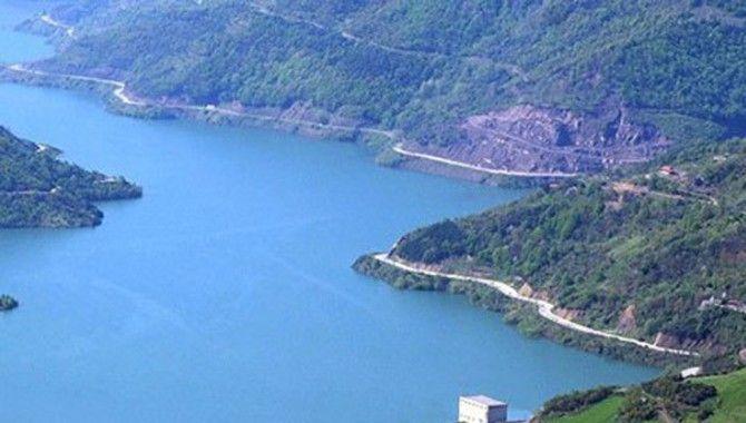 Yağmur Yuvacık Barajı'nı doldurdu