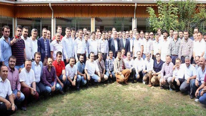 Ak Parti Gençlik Kolları başkanları ilimizde buluştu