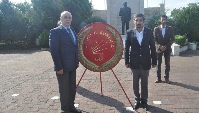 CHP 91. yılını kutladı