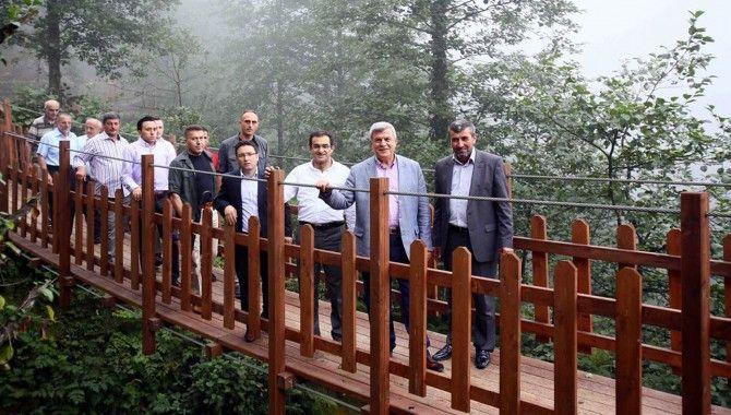 Başkan Rize'de tecrübelerini paylaştı
