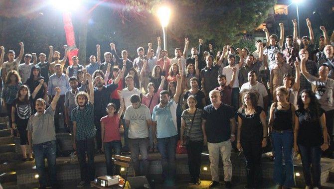 Halkevciler Ahmet Atakan'ı andı