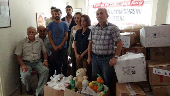 Kizir; 'Milliyetçiler de Şengal'e yardım yapıyor'