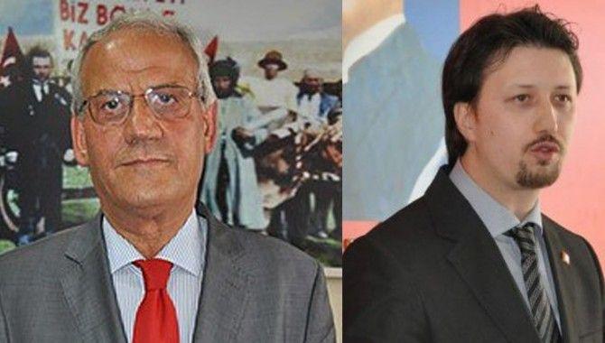 CHP'de ardı ardına istifalar