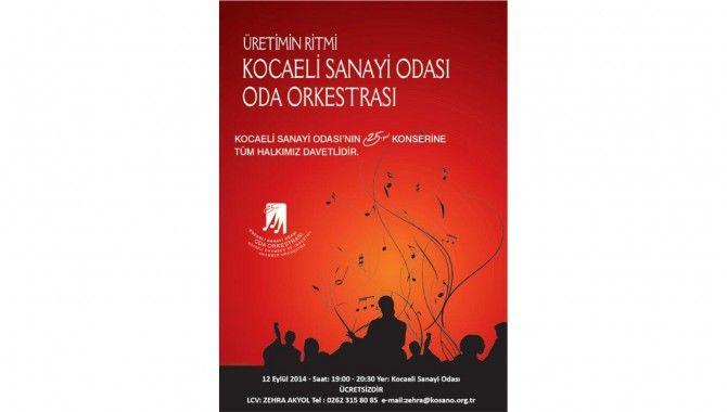 KSO orkestrasından 25. yıl konseri