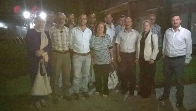Mardinlilerden birlik toplantısı