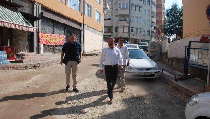 Alemdar Caddesi haftaya asfaltlanıyor