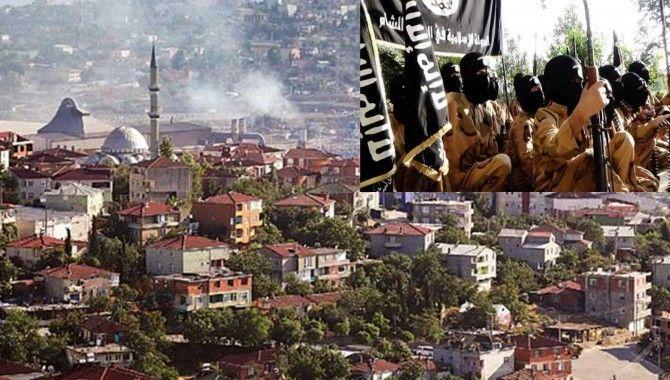 Newsweek Dergisi; Dilovası'ndan 19 kişi Suriye'de IŞİD'e katıldı