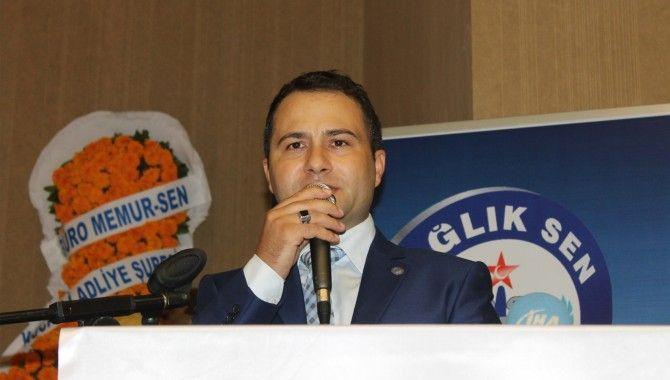 Sağlık-Sen kongresinde 'Gezi' konuşuldu