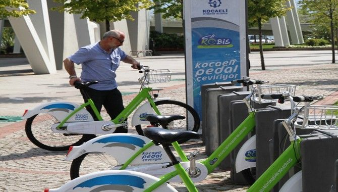 Akıllı bisikletler kapış kapış gidiyor