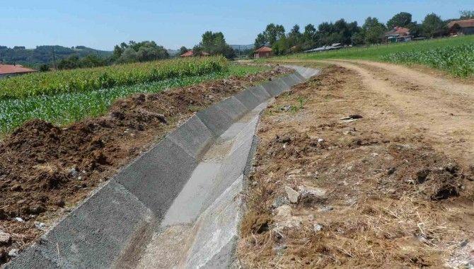 Toromanlar Göleti sulama için kullanılacak