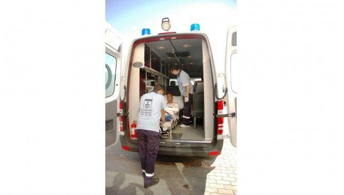 Hasta nakil ambulansları 24 saat hizmetinizde