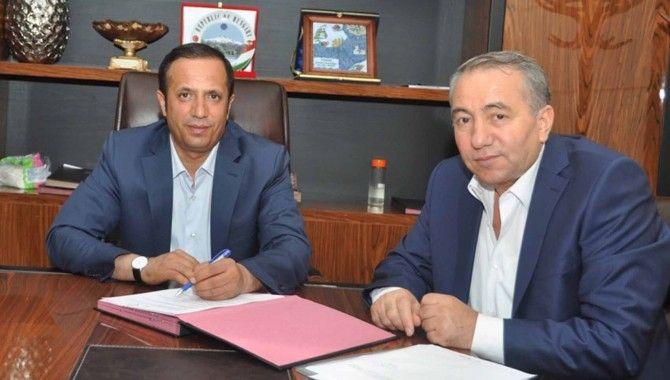 Başkan Toltar, İŞKUR ile protokol yaptı