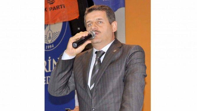 AK Parti Derince toplandı