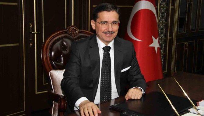 Vali Ercan Topaca;'Gazilerimizi minnetle anıyoruz'