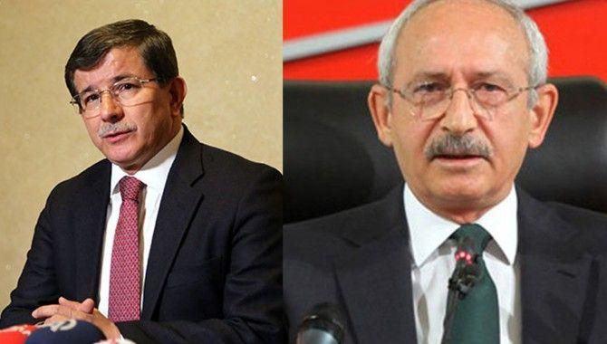 Kılıçdaroğlu'nun mektubuna Davutoğlu'ndan yanıt