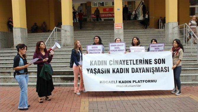 Kadın Platformu yine kadına şiddeti kınadı