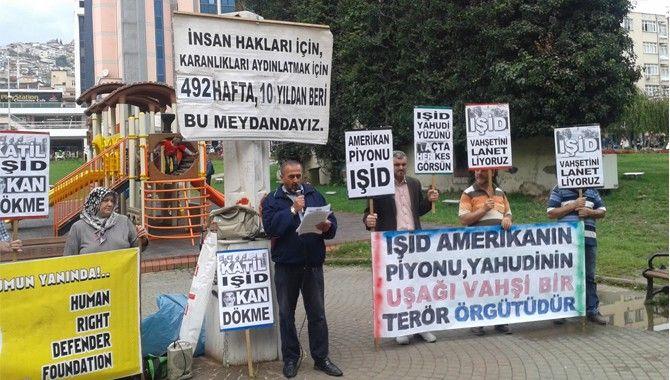 İHSD'den müslümanlara IŞİD uyarısı