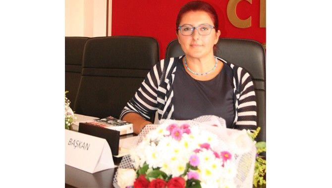 CHP'li Yolcubal yönetimini tanıttı