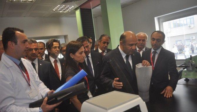 TSE'ye Türkiye'de ilk biyogenetik laboratuarı