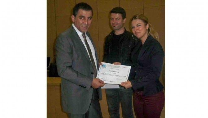KOTO Akademi sertifika töreni yapıldı