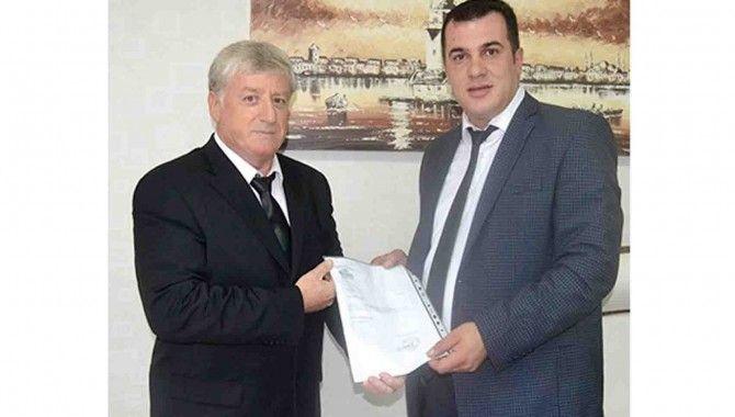 ANAP İl Başkanlığı'na Mustafa Aydemir atandı