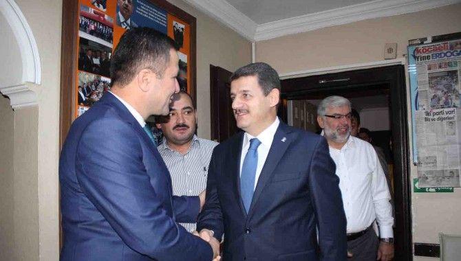 Ak Parti İzmit'te Korkmaz'a rakip iddiası
