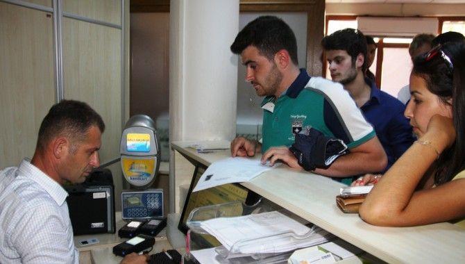 Üniversite öğrencilerine 17 bin Kent Kart verildi