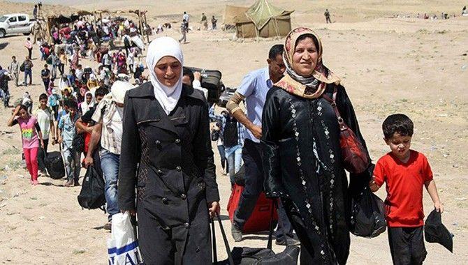 Türkiye'de bir Kocaeli kadar Suriyeli
