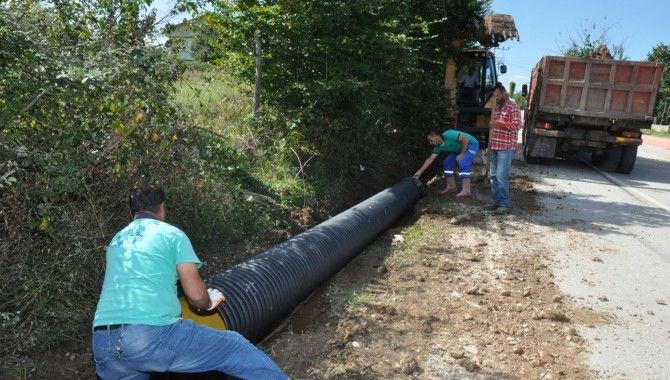 Evler su baskınlarından korunacak