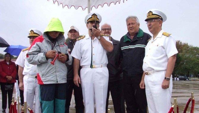 Donanma'da Preveze Deniz Zaferi'nin 476. yılı kutlandı