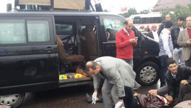 Kartepe'de feci kaza : 7 yaralı