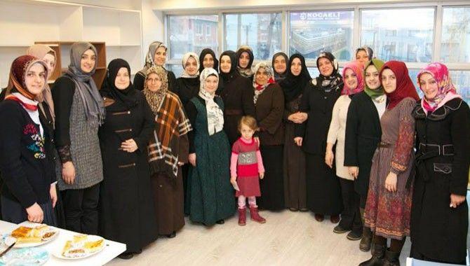 KİHMED'li hanımlardan 2. buluşma