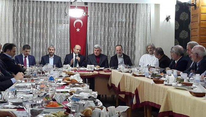 AK Parti'de kurucular toplandı