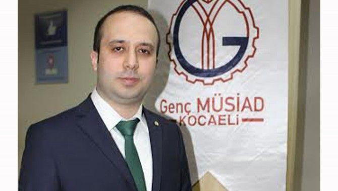 Genç MÜSİAD'da başkan yeniden Doğan