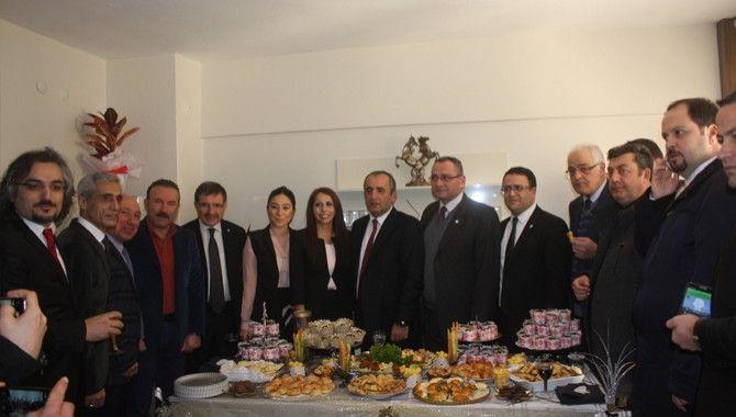 Tutaz ve Hatipoğlu Avukatlık Bürolarını Açtılar