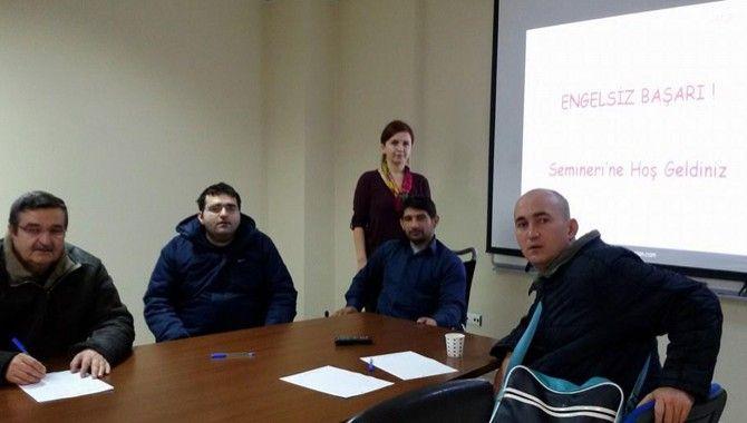 Kocaeli Kent Konseyi Engelliler Meclisi eğitimlerine devam ediyor