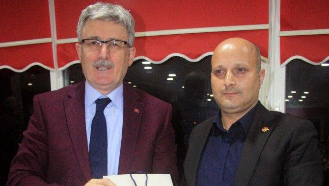 Ellibeş, Gölcük basınını Yazlık Kadırga'da ağırladı