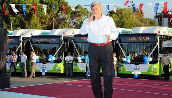 Büyükşehir'in otobüs ihalesi 10 Şubat'ta