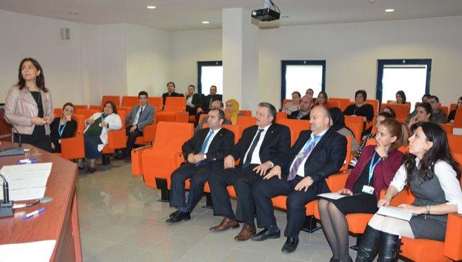 İzmit Belediyesi'nde yılın ilk eğitimi
