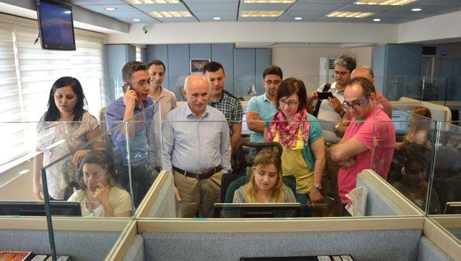 SEDAŞ'ın SCADA uygulamaları Bakanlık temsilcilerinin beğenisini kazandı